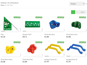Over 100 New Spare Parts Available In The Webshop Now!